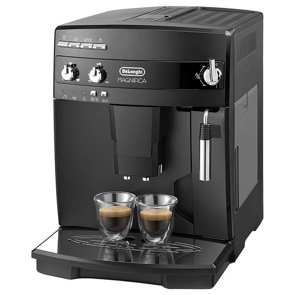 【送料無料】デロンギ(Delonghi) ESAM03110B ブラック マグニフィカ [全自動コーヒーメーカー(~2杯)]