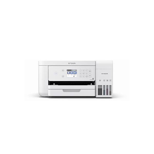 【送料無料】EPSON EW-M630TW ホワイト Colorio(カラリオ) [A4インクジェット複合機 エコタンク搭載モデル (スキャン/コピー/有線・無線LAN対応)]