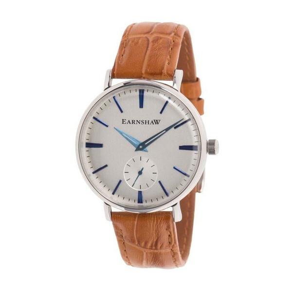 【送料無料】EARNSHAW ES-8078-01 BRISTOL [クォーツ腕時計(メンズ)]