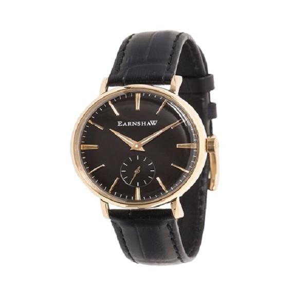 【送料無料】EARNSHAW ES-8078-02 BRISTOL [クォーツ腕時計(メンズ)]