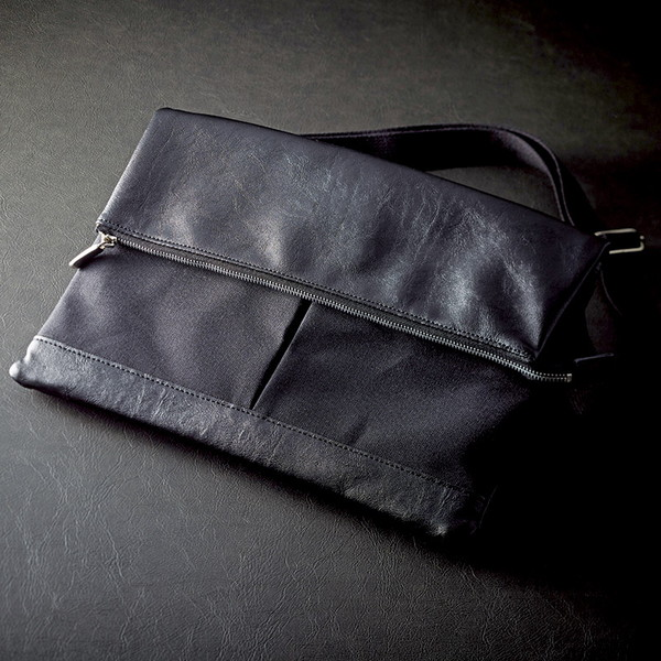 【送料無料】バジェックス クラッチバッグ兼用(ブラック) 14-0097