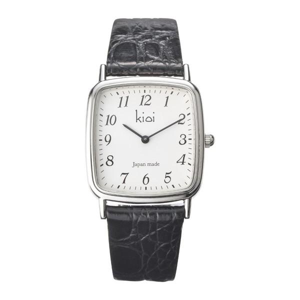 【送料無料】紀尾井 メンズ腕時計 RO-031MSK