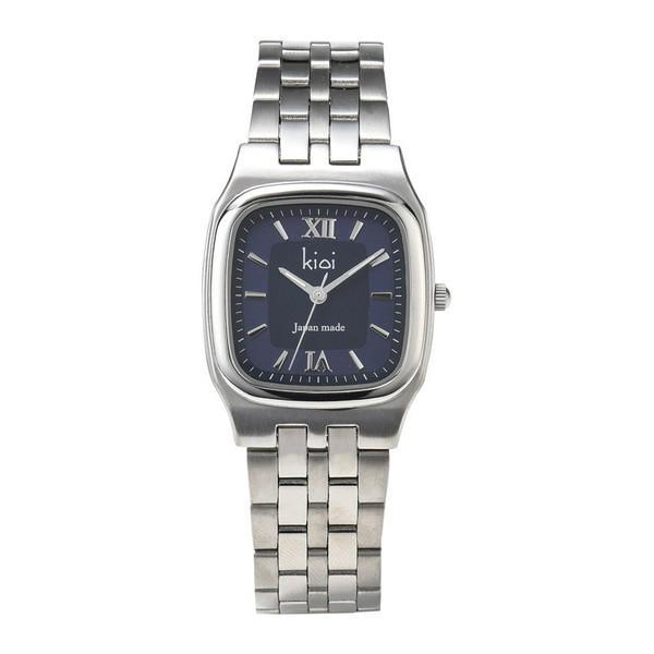 【送料無料】紀尾井 メンズ腕時計 RO-052M-BBK