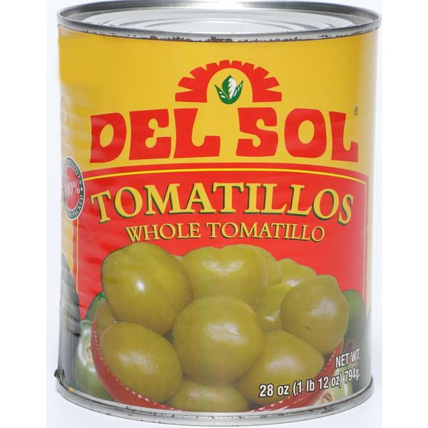 デル・ソル グリーントマト 794g×12