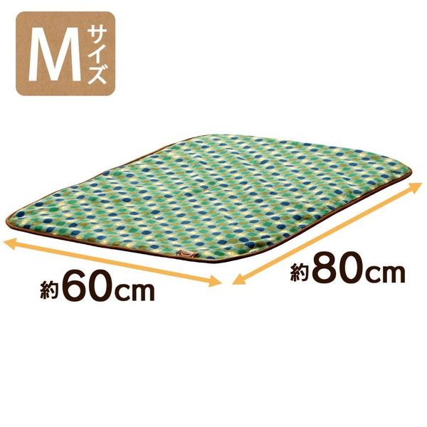 アイリスオーヤマ PMJ800 ブランケット Mサイズ グリーン