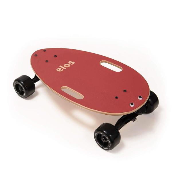 【送料無料】Elos EL411 Elos Classic Complete(Maroon Red) (36833) [スケートボード] 【同梱配送不可】【代引き・後払い決済不可】【沖縄・北海道・離島配送不可】