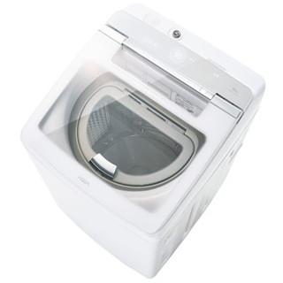 【送料無料】AQUA AQW-GTW100G ホワイト [洗濯乾燥機 (5.0kg)] 【代引き・後払い決済不可】【離島配送不可】