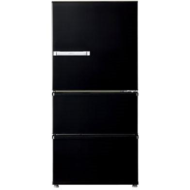 【送料無料】AQUA AQR-SV24H-K ヴィンテージブラック [3ドア冷蔵庫(238L・右開き)] 【代引き・後払い決済不可】【離島配送不可】