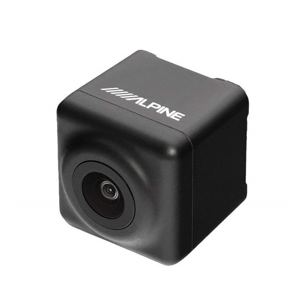 【送料無料】ALPINE HCE-C1000D-PRA2 ブラック [プリウスαMC後専用バックビューカメラパッケージ]