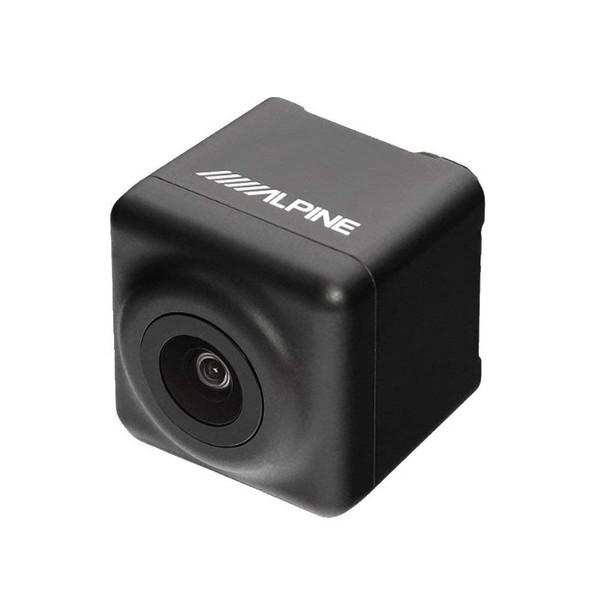 【送料無料】ALPINE HCE-C1000D-SI ブラック [シエンタ専用バックビューカメラパッケージ]