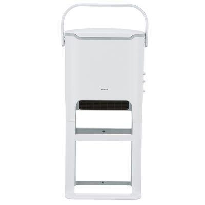 【送料無料】衣類 暖房 おしゃれ ユアサプライムス YA-SB100Y-W ホワイト [衣類暖房付きヒーター] 送風機能 ファンヒーター 電気ストーブ 脱衣所 洗面所 ヒートショック対策 おしゃれ