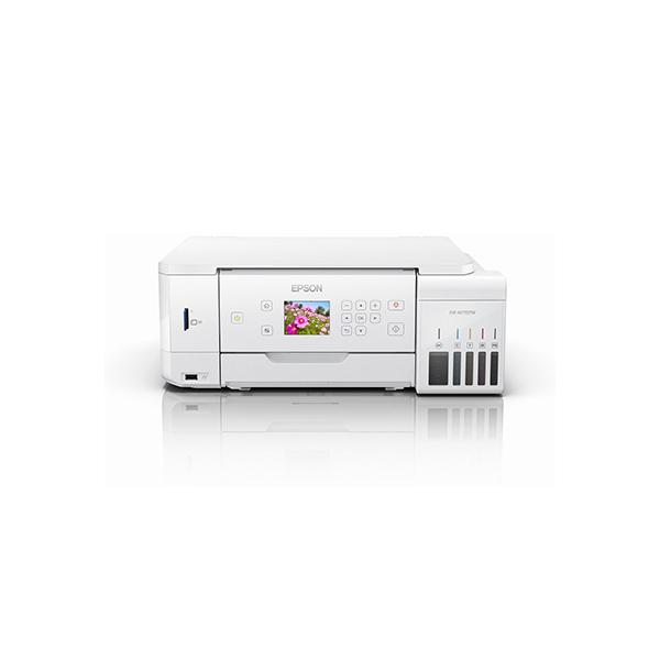【送料無料】EPSON EW-M770TW ホワイト [A4対応 エコタンク搭載カラーインクジェット複合機]