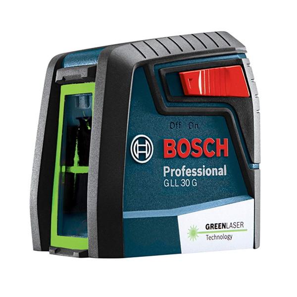 【送料無料】ボッシュ(BOSCH) GLL30G [クロスラインレーザー(キャリングバッグ付)]