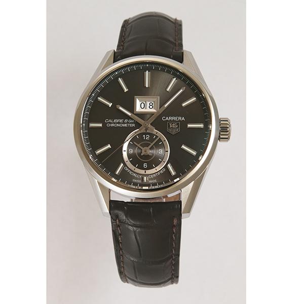 【送料無料】TAG HEUER(タグホイヤー) タグホイヤー カレラ WAR5012.FC6326 [自動巻き腕時計(メンズ)] 【並行輸入品】