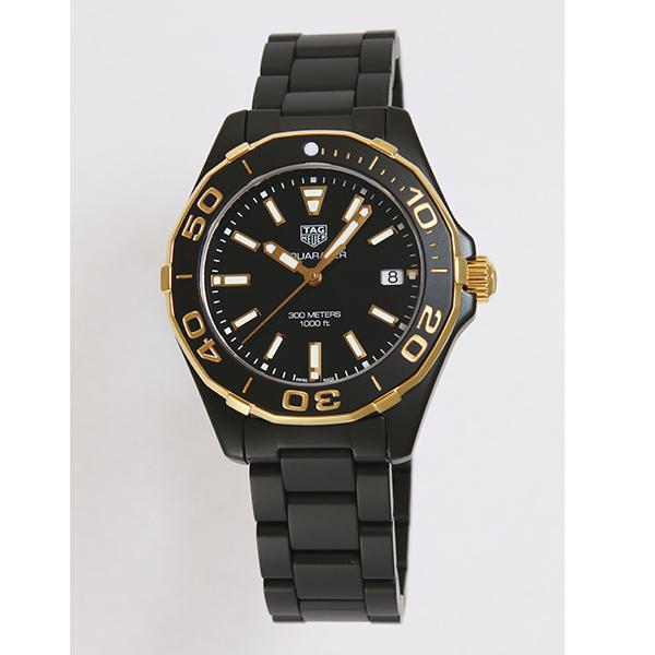 【送料無料】TAG HEUER(タグホイヤー) タグホイヤー アクアレーサー WAY1321.BH0743 [クォーツ腕時計(レディース)] 【並行輸入品】