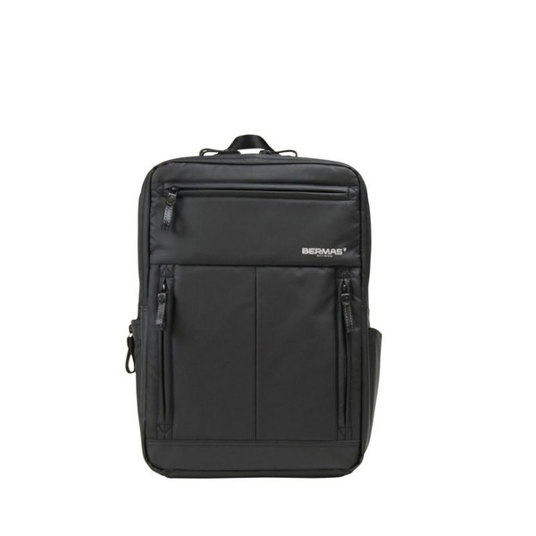 【送料無料】BERMAS ALSFELD ビジネスリュック 60352-10 ブラック