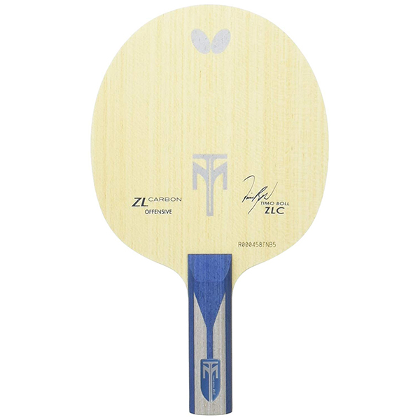 【送料無料】Butterfly ティモボル ZLC ST [卓球ラケット 攻撃用シェーク ST(ストレート)]