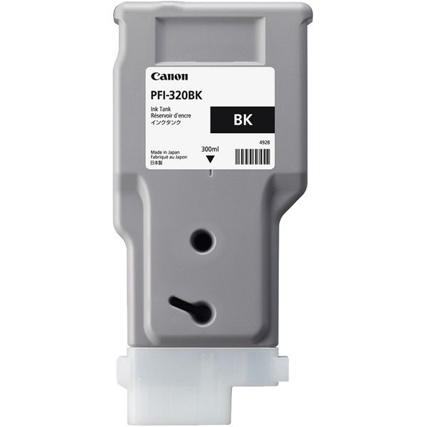 【送料無料】CANON PFI-320 BK [ブラック] [インクタンク]