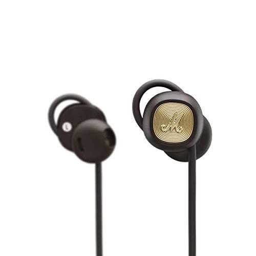 【送料無料】Marshall イヤホン Bluetooth5.0 aptX ワイヤレス apt-x 重低音 1回の充電で12時間再生可能 イヤーフィットシステム コントロールノブ ハンズフリー通話 ブルートゥース ZMH-04092260 Brown MINOR II Bluetooth