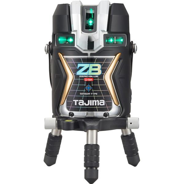 【送料無料】タジマ ZEROBLS-KJC ZERO [レーザー墨出し器(BLUEセンサーリチウム-KJC)]