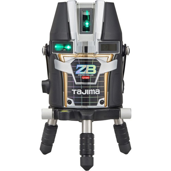【送料無料】タジマ ZEROBL-KJY ZERO [レーザー墨出し器(BLUEリチウム-KJY)]