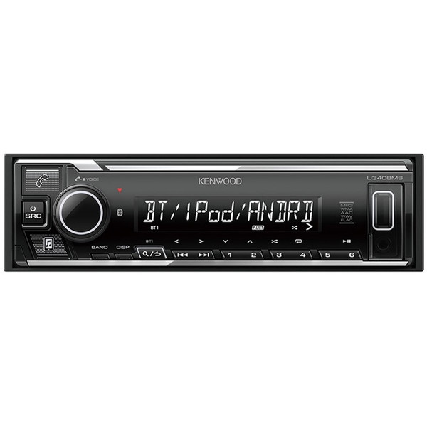 KENWOOD U340BMS [USB/iPod/Bluetoothレシーバー]