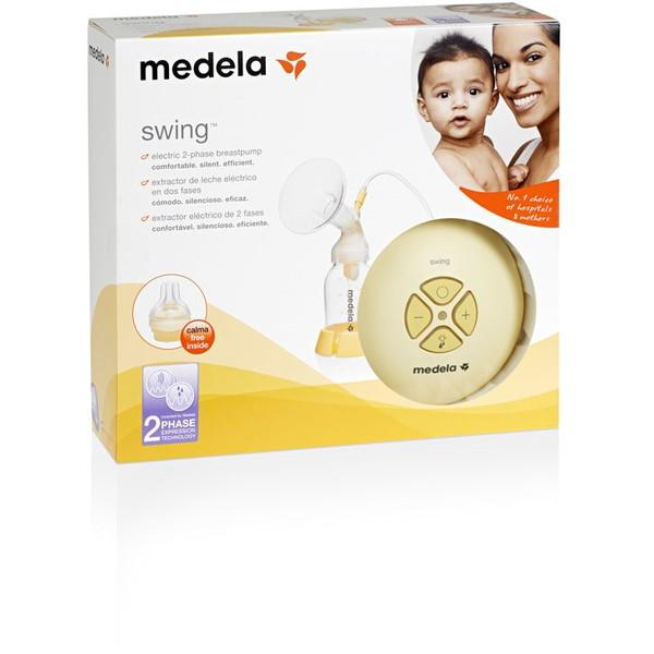 【送料無料】メデラ スイング 電動搾乳器 さく乳器 正規品