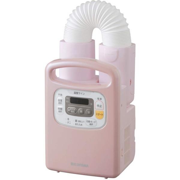 アイリスオーヤマ FK-C3-P ピンク カラリエ [ふとん乾燥機]コンパクト 軽い 小さい 温風 立体ノズル ダブルサイズ対応 ダニ くつ乾燥 衣類乾燥 スポット暖房