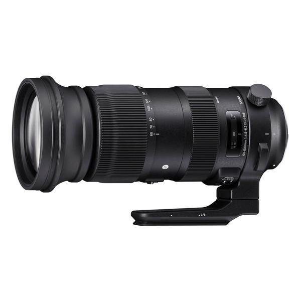 【送料無料】SIGMA 60-600mm F4.5-6.3 DG OS HSM [ニコン用] [交換レンズ(ニコンFマウント)]