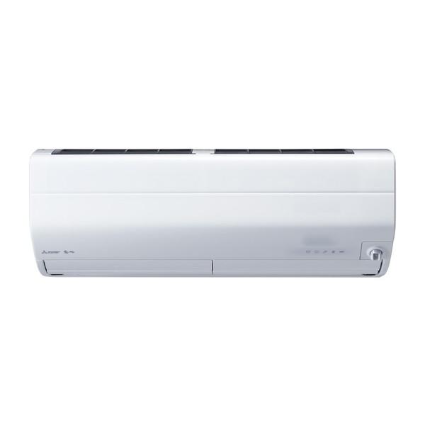 【送料無料】【早期工事割引キャンペーン実施中】MITSUBISHI MSZ-ZXV9019S-W ピュアホワイト 霧ヶ峰 Zシリーズ [エアコン(主に29畳用・単相200V)]
