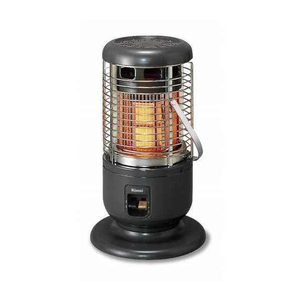 【送料無料】Rinnai R-1290VMS3(C)-LP [ガス赤外線ストーブ(プロパンガス用/木造15畳・コンクリ21畳まで)]