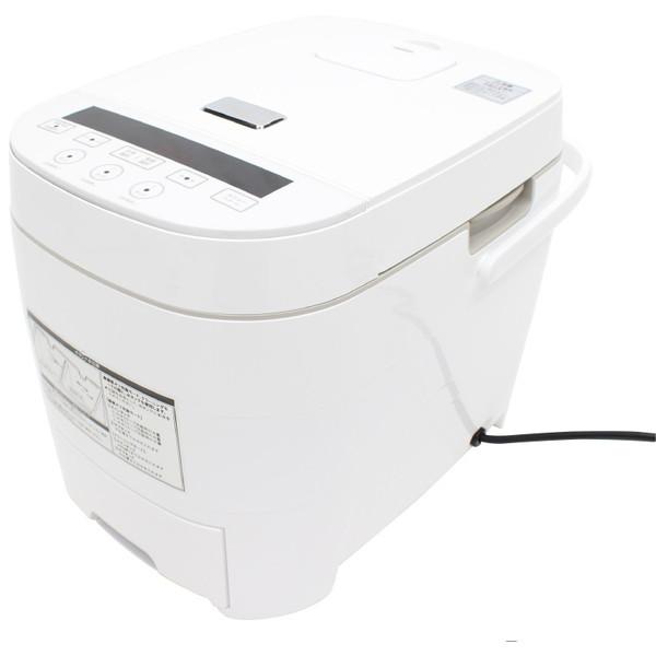 【送料無料】ヒロコーポレーション HTC-001WH ホワイト [糖質カット炊飯器(5合炊き)]