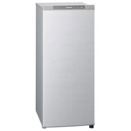 【送料無料】PANASONIC NR-FZ120B NR-FZ120B シャイニングシルバー [冷凍庫(121L・右開き・1ドア)], 快適ホーム:31766010 --- officewill.xsrv.jp