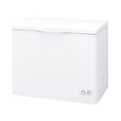 【送料無料】SHARP FC-S20D ホワイト系 [冷凍庫(200L・上開き)]