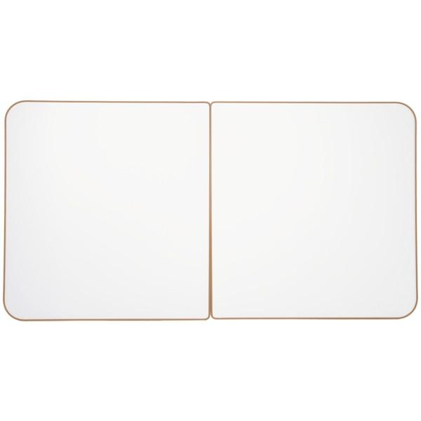 【送料無料】東プレ 風呂ふた 冷めにくい特注2枚割78×132