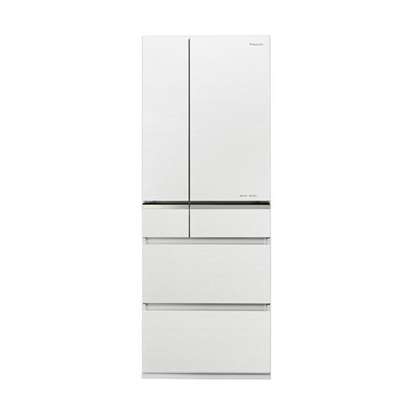 【送料無料】PANASONIC NR-F505XPV-W マチュアホワイト [冷蔵庫(501L・フレンチドア)] 【代引き・後払い決済不可】【離島配送不可】