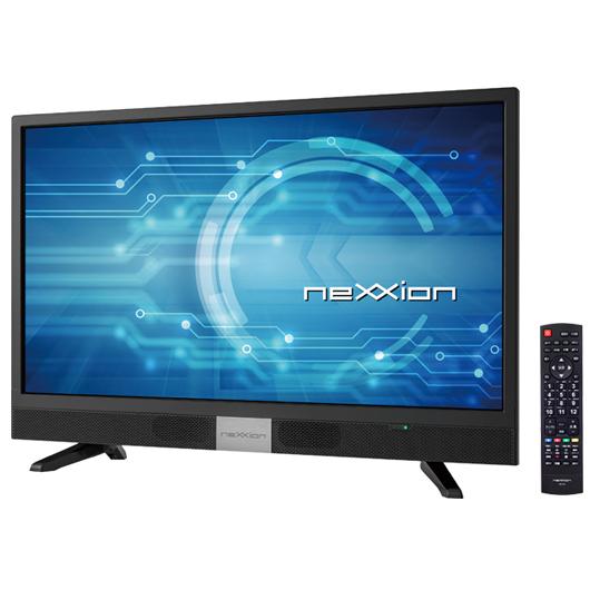 【送料無料】nexxion FT-C2460B ブラック [24V型地上・BS・110度CSデジタルハイビジョン液晶テレビ]