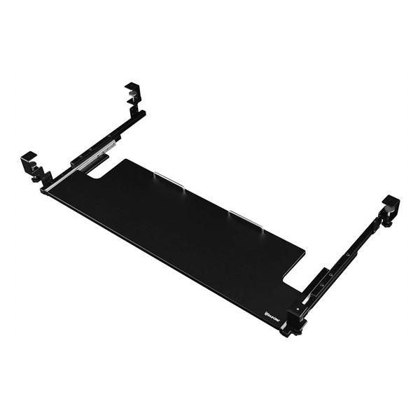 BHP-K1000-BK メーカー直送 Bauhutte [後付けキーボードスライダー] ブラック