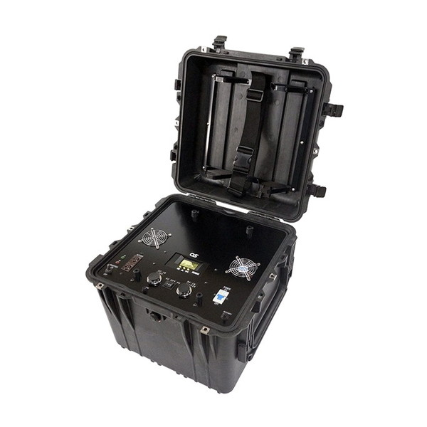 【送料無料】OS GBW-111S [どこでも蓄電 フローティングタイプ 全天候型バッテリー(1100wh)]