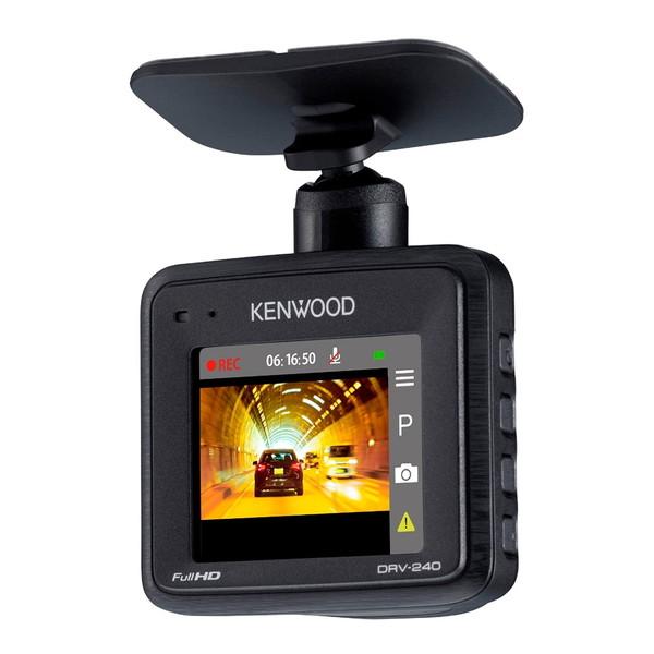 KENWOOD DRV-240 [ドライブレコーダー]