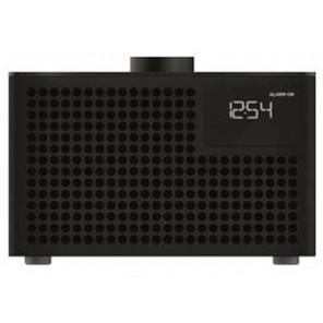 【送料無料】Geneva 875419016832JP ブラック Acustica Lounge Radio [Bluetoothスピーカー(FMラジオ/デジタルクロック機能付き)]