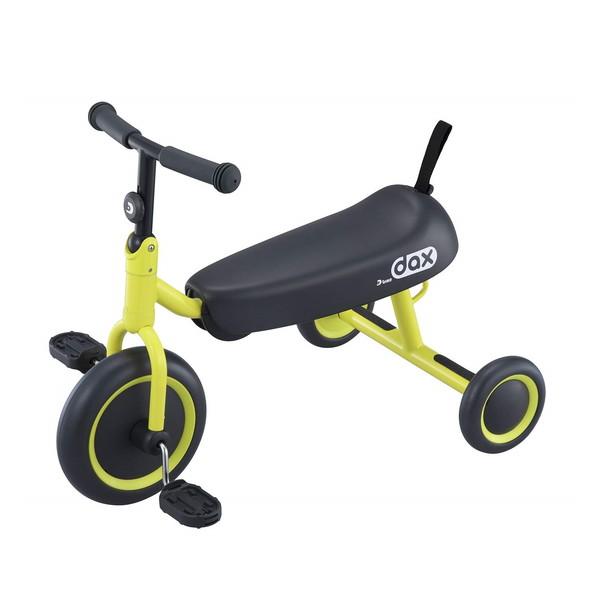ides D-bike dax イエロー(45956) 【同梱配送不可】【代引き・後払い決済不可】【沖縄・離島配送不可】