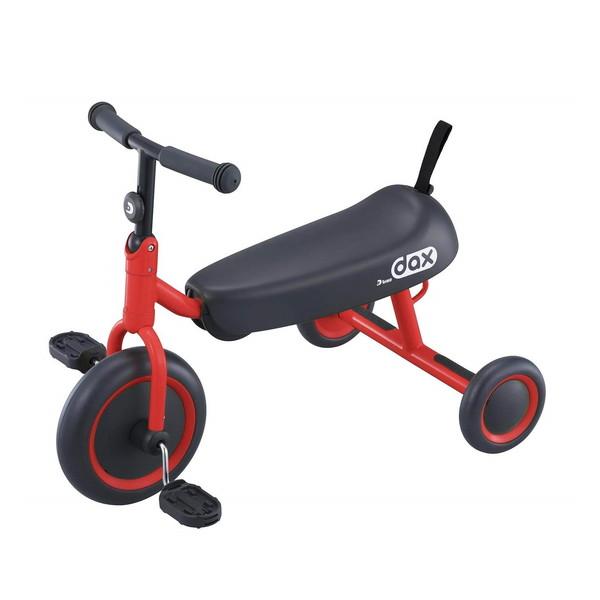 ides D-bike dax レッド(45957) 【同梱配送不可】【代引き・後払い決済不可】【沖縄・離島配送不可】