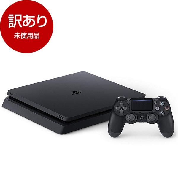 【送料無料】【未使用品】SIE CUH-2200AB01(メーカー保証6カ月以上) ジェット・ブラック [PlayStation4(HDD500GB)]【アウトレット】