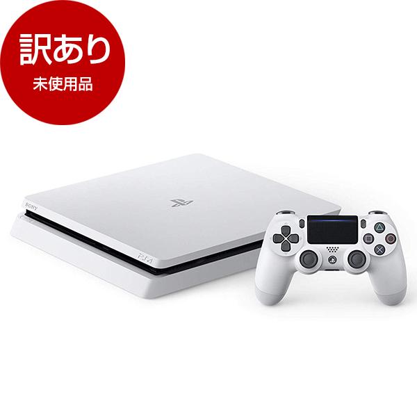 【送料無料】【未使用品】SIE CUH-2200AB02(メーカー保証6カ月以上) グレイシャー・ホワイト [PlayStation4(HDD500GB)]【アウトレット】