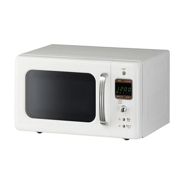 【送料無料】DAEWOO DM-E26AW ホワイト [単機能電子レンジ 18L 60Hz専用(西日本)]