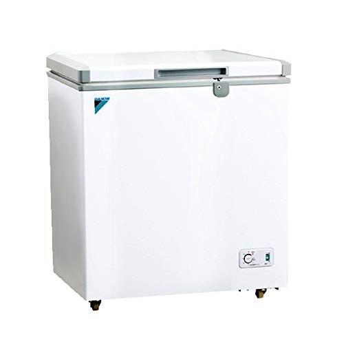 【送料無料】DAIKIN LBFG1AS ホワイト [業務用横型冷凍ストッカー(142L・上開き)]