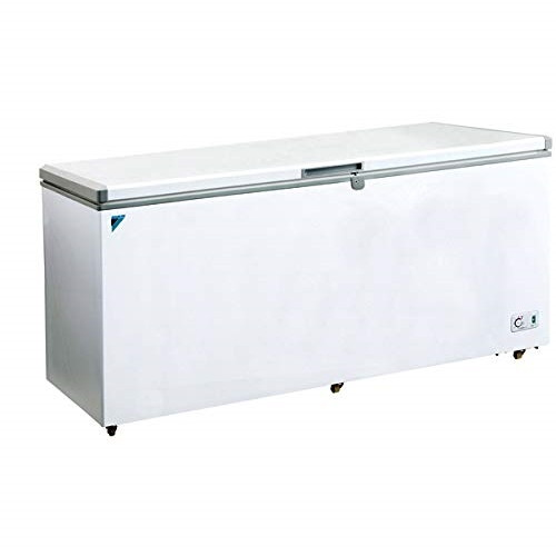 【送料無料】DAIKIN LBFG5AS ホワイト [業務用横型冷凍ストッカー(542L・上開き)] 【代引き・後払い決済不可】【離島配送不可】
