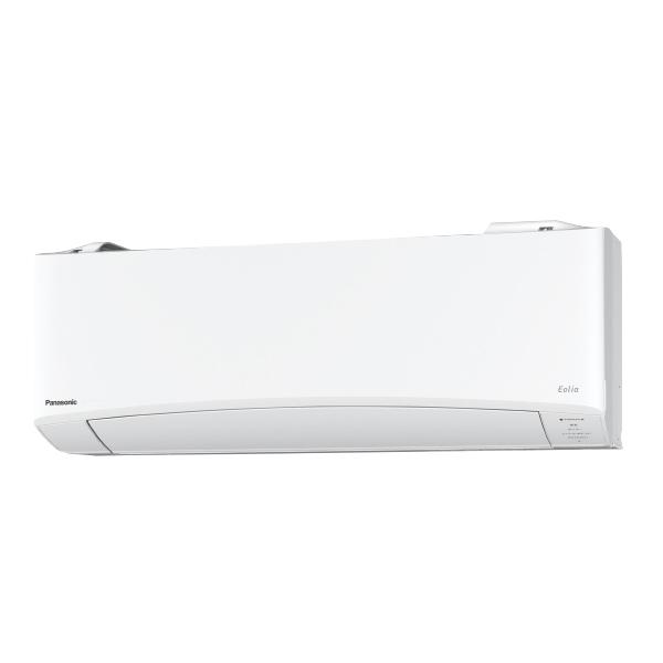 【送料無料】PANASONIC CS-259CEX-W クリスタルホワイト エオリアEXシリーズ [主に8畳用]