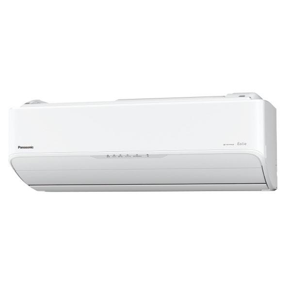 【送料無料】PANASONIC CS-639CAX2-W クリスタルホワイト エオリアAXシリーズ [主に20畳用・単相200V]